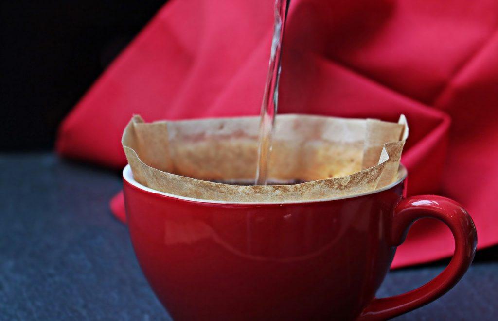 Wasser für Kaffee